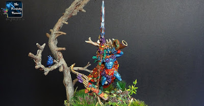 Wood Elves Orion, King in the Woods, Avatar of the Hunt