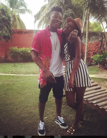 At Last! Mavins Singer, Reekado Banks Reveals His Girlfriend? (Photos)