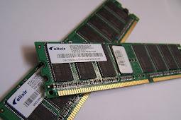 Pengertian, Fungsi dan 10 Jenis RAM Memory Pada Computer