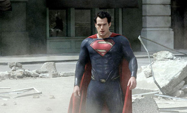 Review: MAN OF STEEL (2013)