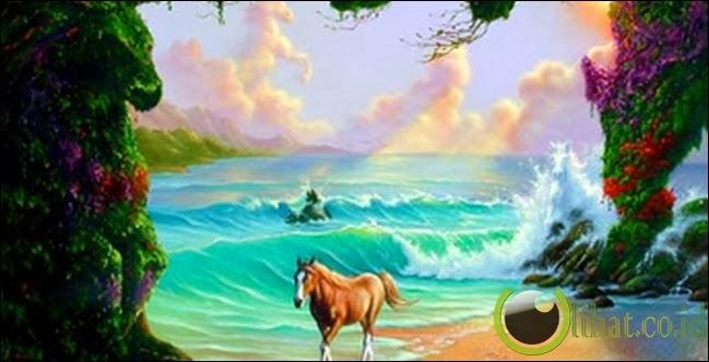Temukan 7 Kuda!
