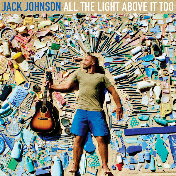 Jack Johnson - You Can't Control It - Single Cover