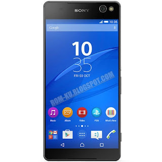 Firmware Sony Xperia C5 Ultra Dual E5563 Tested (Flash File)