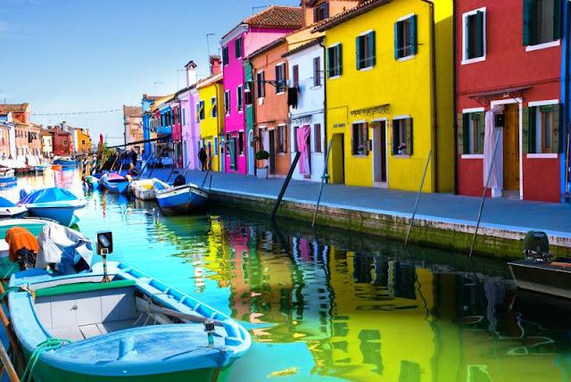Ilha de Torcello em Veneza