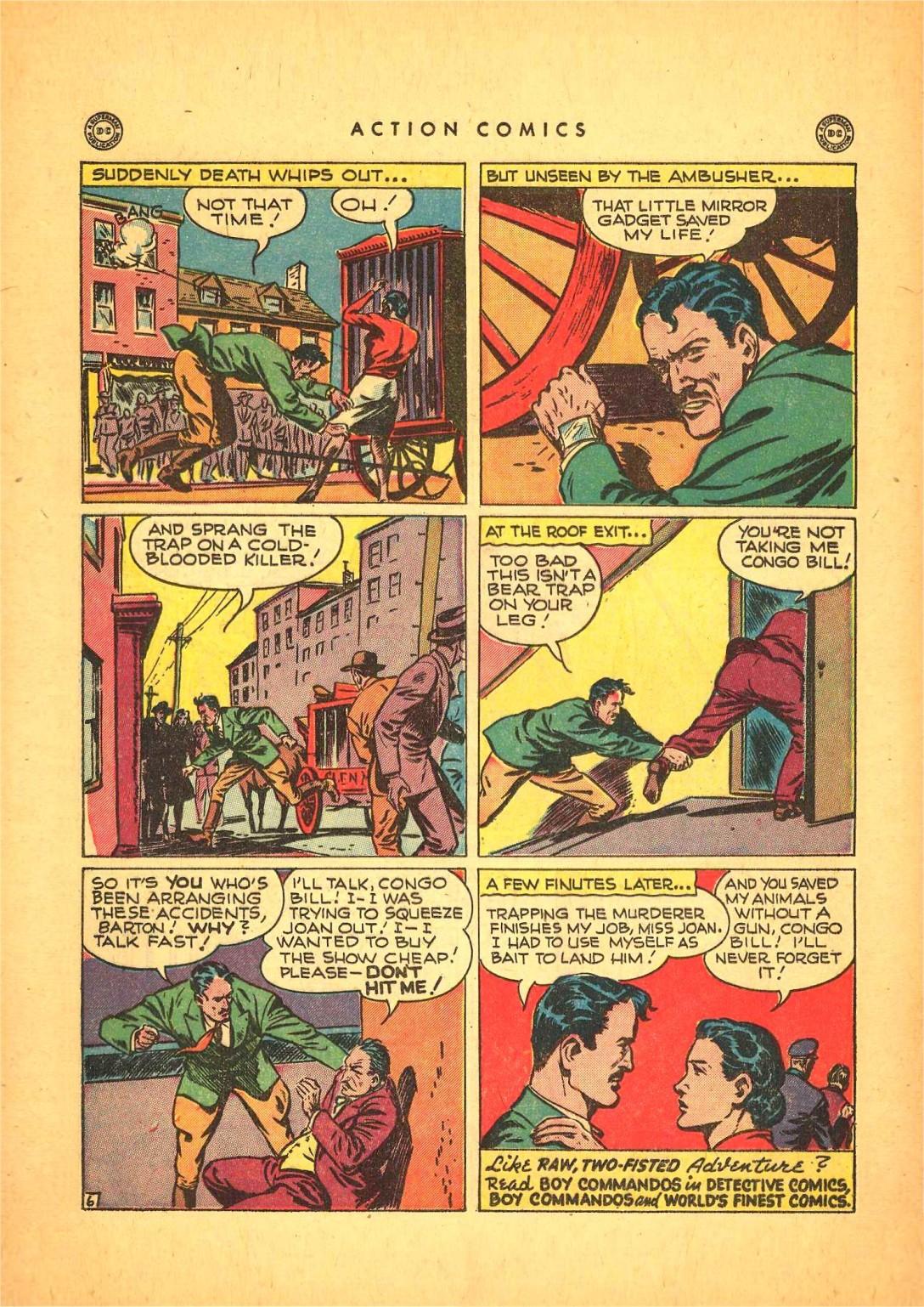 Action Comics (1938) 116 Page 20
