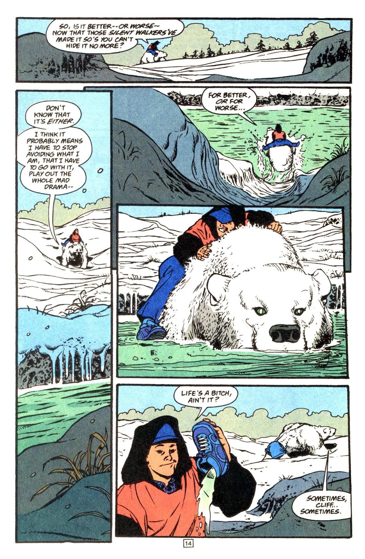 Read online Animal Man (1988) comic -  Issue #69 - 15