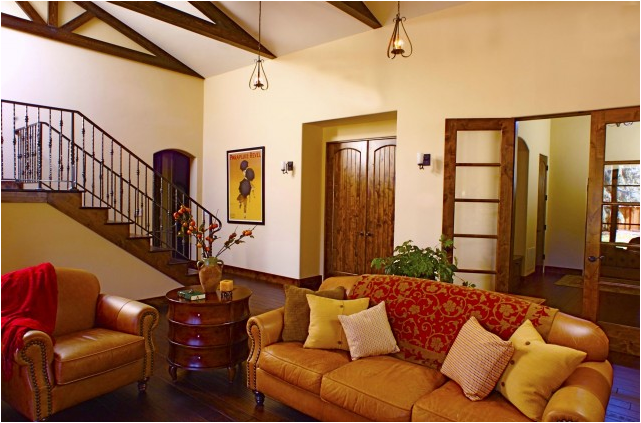 Southwestern Living Room Design Ideas ~ Room Design Ideas