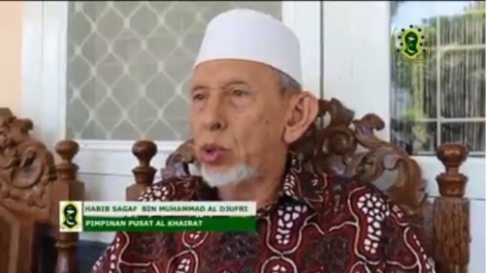 Habib Sagaf Al Jufri: Gempa Palu Bukan Hukuman Melainkan ...