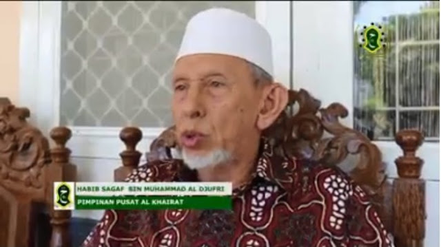 Habib Sagaf Al Jufri: Gempa Palu Bukan Hukuman Melainkan Cobaan