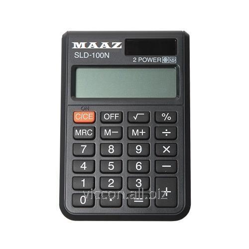 17k - Máy tính mini MAAZ SLD-100N giá sỉ và lẻ rẻ nhất