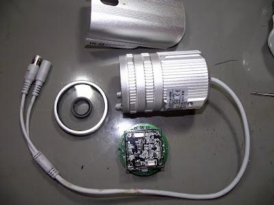 Câmera CFTV ALT1400W