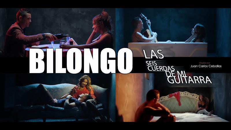Bilongo - ¨Las seis cuerdas de mi guitarra¨ - Videoclip - Dirección: Juan Carlos Ceballos. Portal del Vídeo Clip Cubano