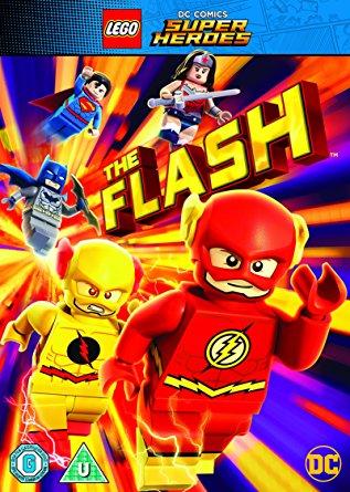 Lego DC Comics Super Heroes: The Flash 2018 Legendado