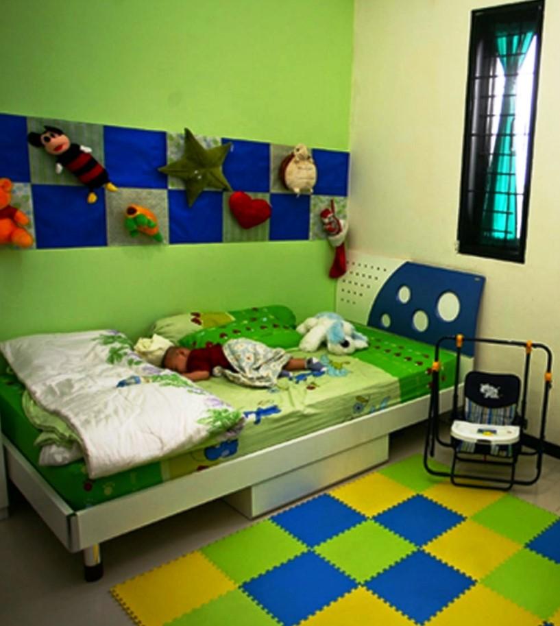 desain kamar tidur 3x3 terbaru 11
