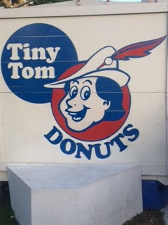 Tiny Tom Donuts at The Ex