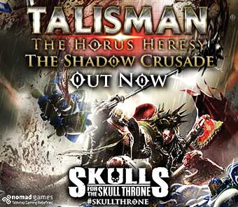 Shadow Crusade: The Horus Heresy Talisman