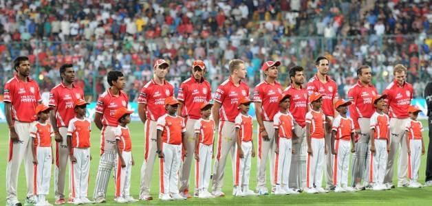 Kings XI Punjab Team Squad 2017