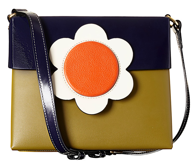 a01099f154dd I Love Orla Kiely  Orla Kiely SS17 Mainline  Giant Flower Leather in ...