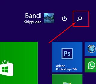 Cara Menampilkan Sticky Notes di Windows 8.0/8.1