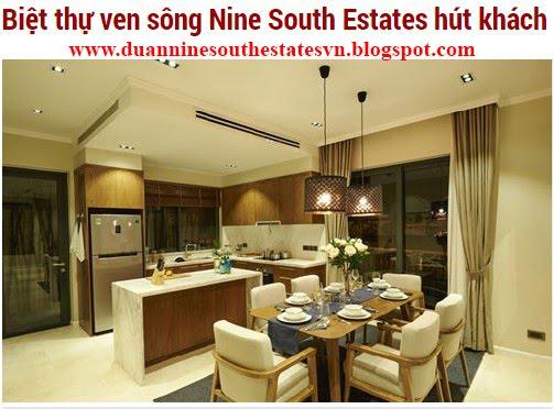 Du An Nine South Estates - Biet Thu Nine South Estates
