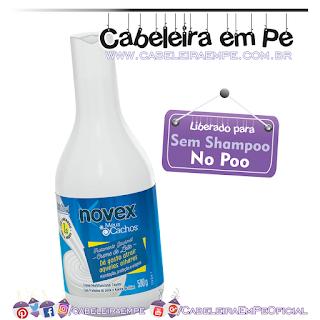 Leave In Meus Cachos Creme De Leite Tratamento Gourmet - Novex (No Poo)