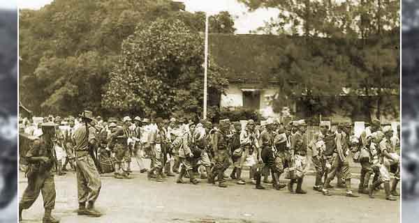 Pertempuran Lima Hari di Semarang dan Surabaya
