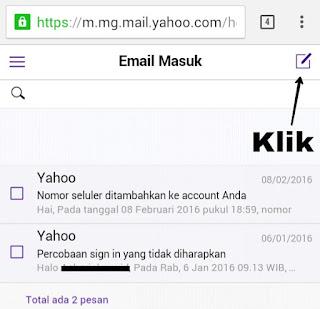 cara kirim email