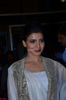 Samantha Ruth Prabhu cute in Lace Border Anarkali Dress with Koti at 64th Jio Filmfare Awards South ~  Exclusive 040.JPG