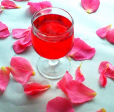 Nalewka-różana