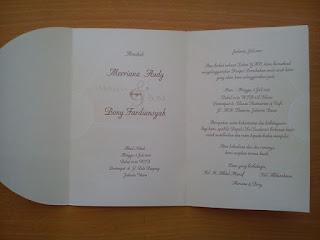 Desain undangan softcover murah purworejo