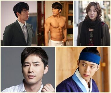 Korea Observer: Nominees in the 2011 Seoul Drama Awards