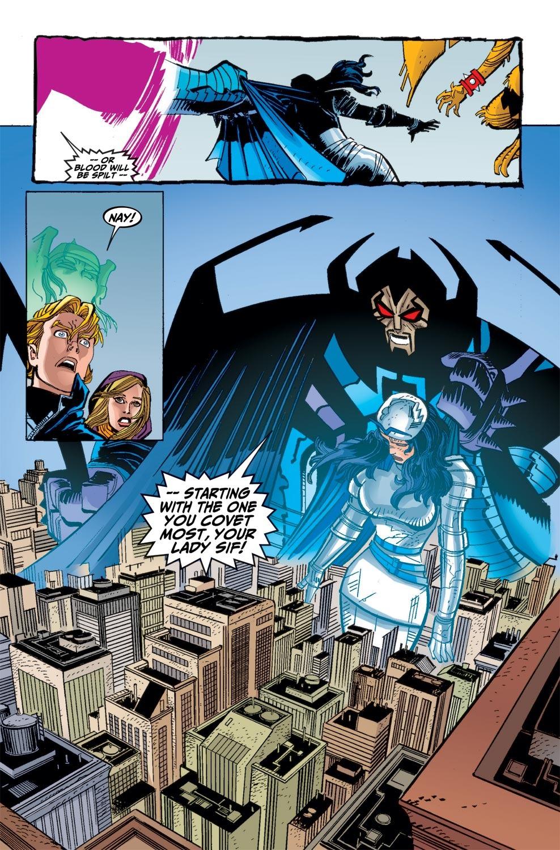 Thor (1998) Issue #10 #11 - English 8