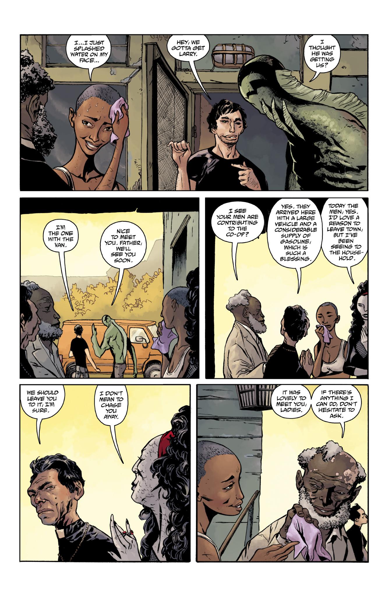Read online Abe Sapien comic -  Issue #18 - 9