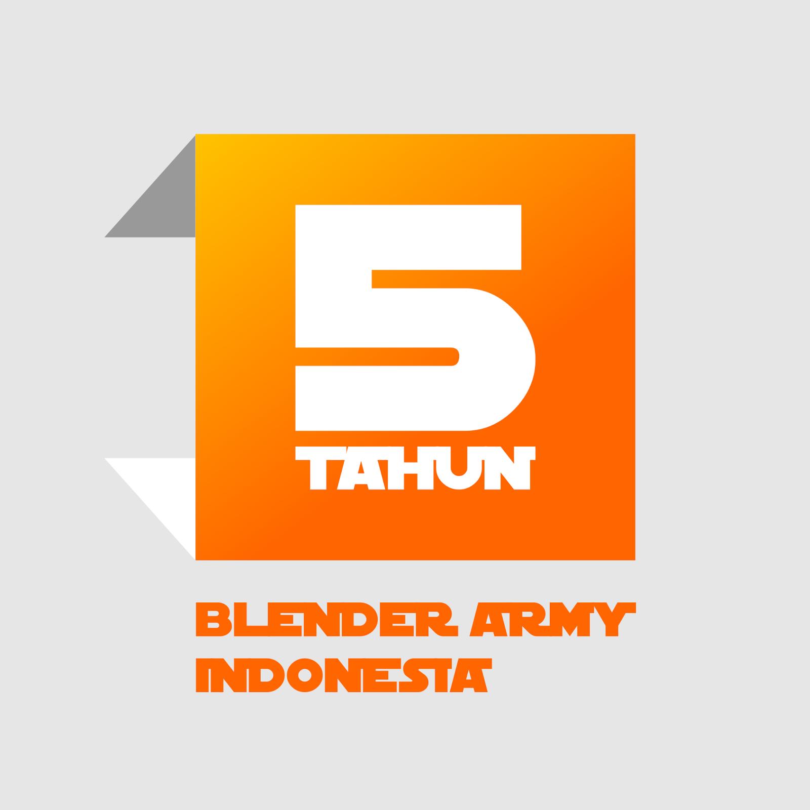 5 tahun blender indonesia