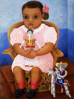 Niña de la muñeca  (1943), Rosa Rolanda Covarrubias