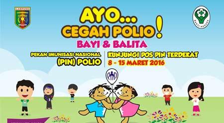 Bahaya Anak Tidak Imunisasi Polio