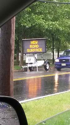 Plainsboro NJ road crews