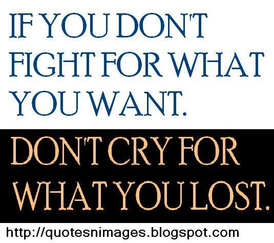Quotes About Fighting: Quotes And Sayings: Quotes About Fight