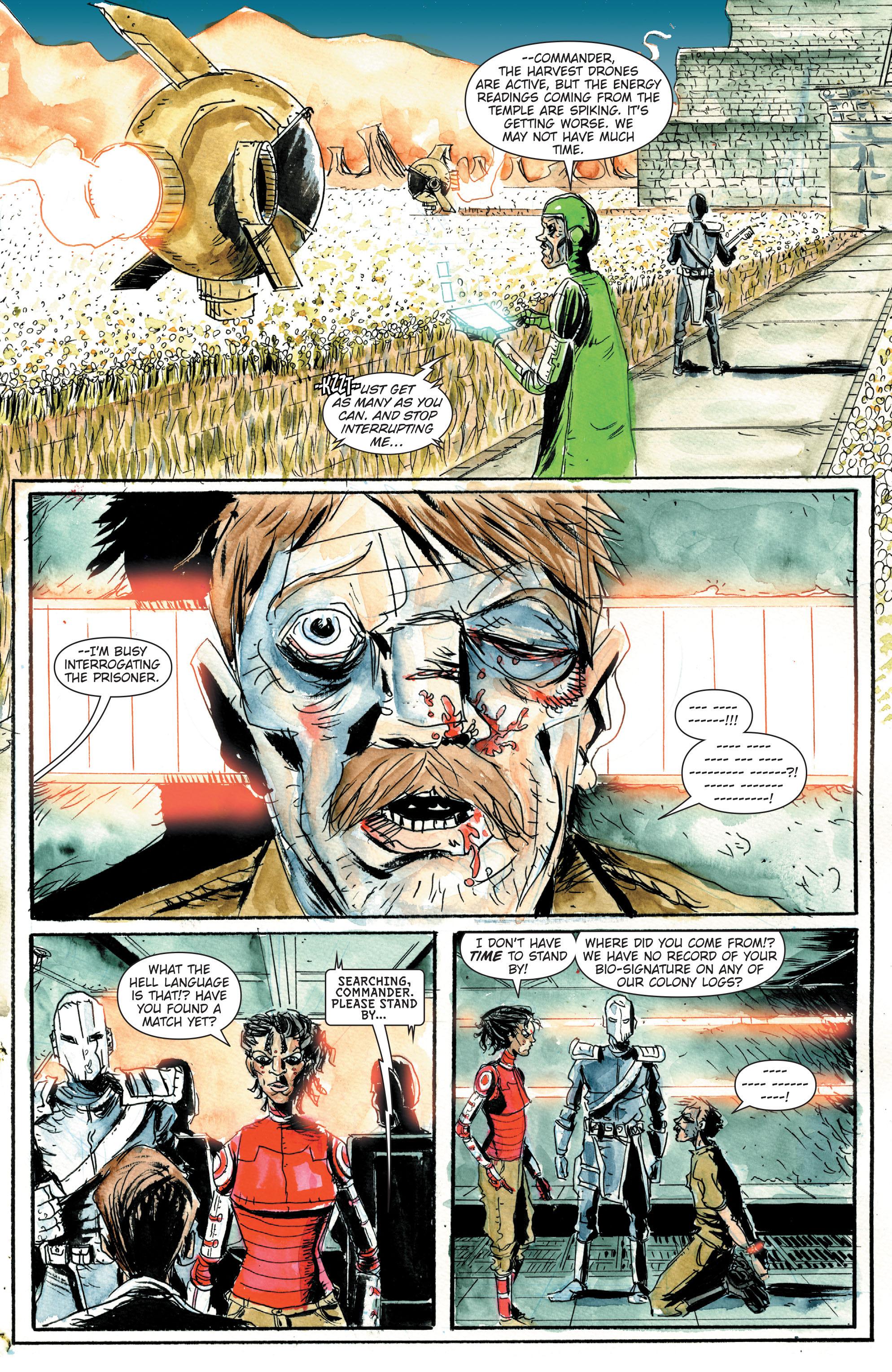 Read online Trillium comic -  Issue # TPB - 85