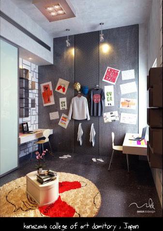 Dormitorios para jovenes varones - Dormitorios juveniles chicos ...