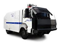 Polis TOMA aracı