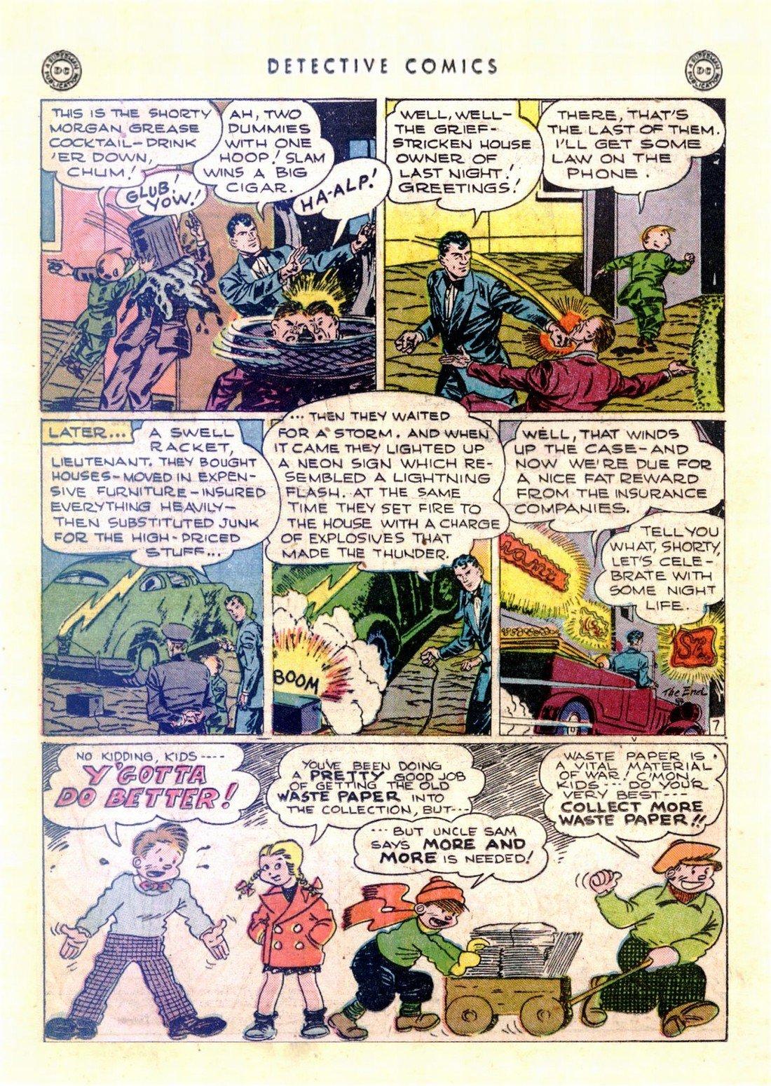 Read online Detective Comics (1937) comic -  Issue #103 - 22