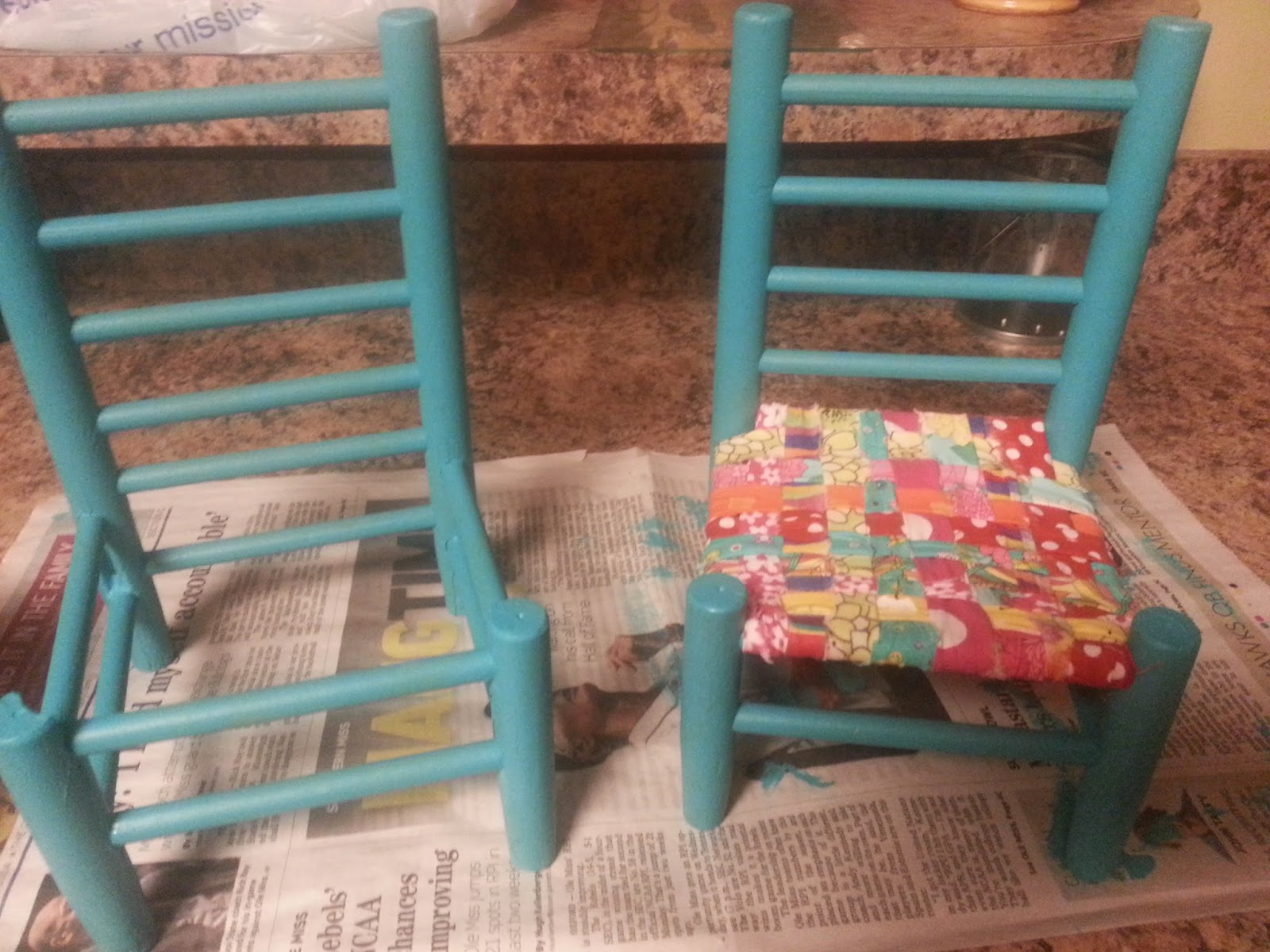 A Mcinnis Artworks How To Weave A Fabric Chair Seat