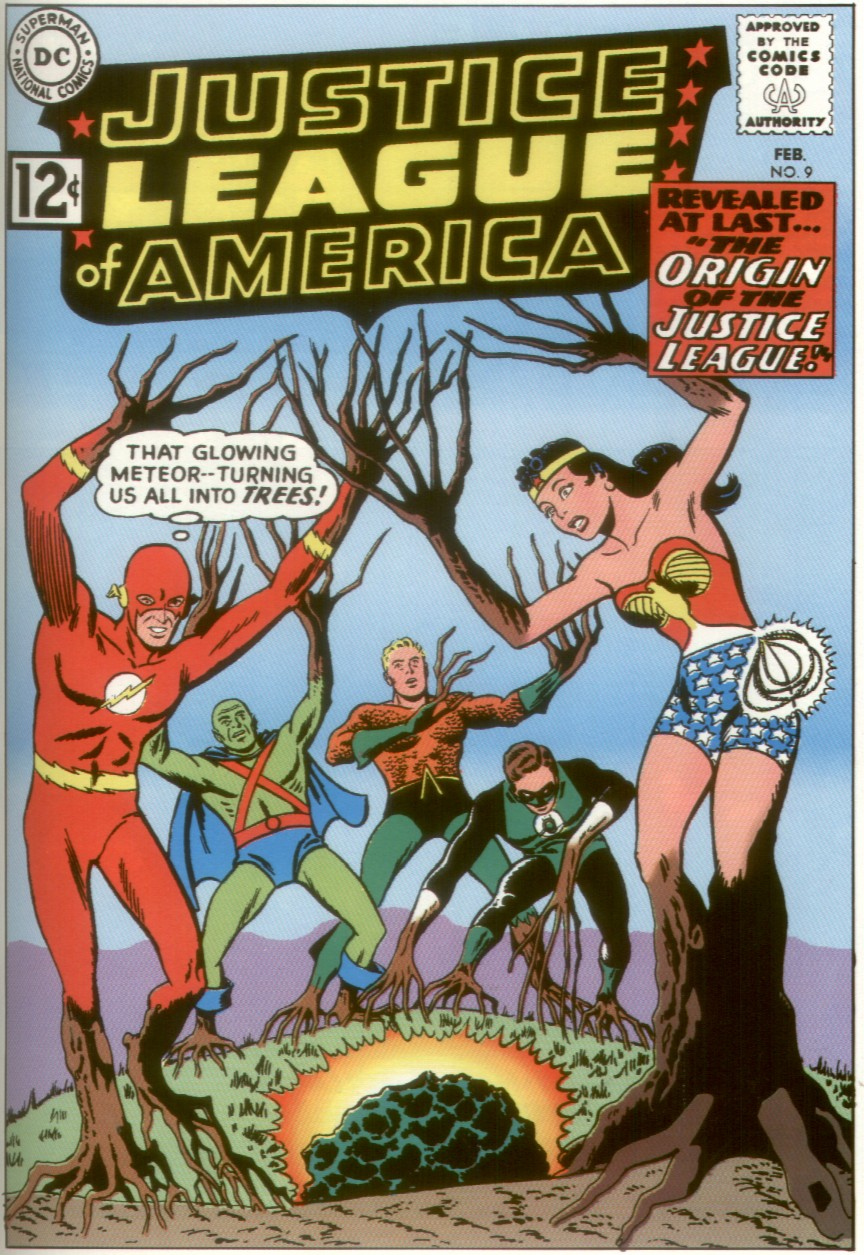 Justice League of America (1960) 9 Page 1
