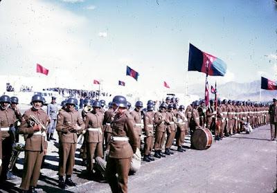 personel Angkatan Bersenjata Afghanistan tahun 1960an