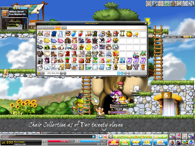 Ice Fishing Chair Maplestory Tony Little Massage Collection Free Nexon
