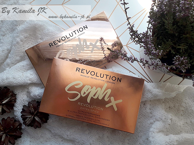 Makeup Revolution  SophX Extra Spice
