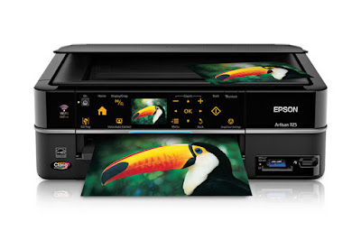 Epson Stylus NX105 Drivers and Manual