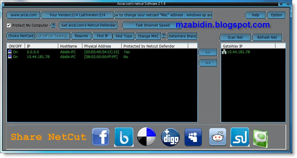 netcut smart edition 2012