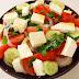 Καλοκαιρινή σαλάτα με καρπούζι και φέτα / watermelon and feta salad recipe